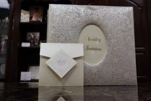 White-Modern-Wedding-Invitation-Monmouth-NJ