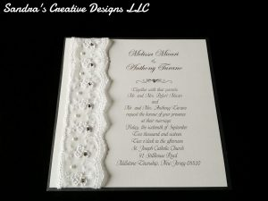 Unique Wedding invitations Monmouth County NJ